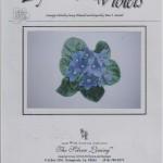 African violets - $16.00
