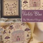 Violet's Blue $10.00