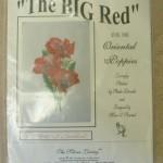 Big Red - $25.00