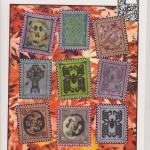 Celtic beasties Halloween or knot - $15.00