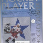 Hockey Player - $9.00