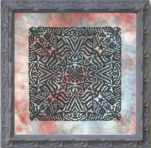 Chalkboard Mandala $15.00