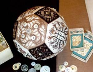 Quaker Button Ball $20.00