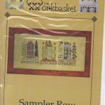 Sampler Row $15.00