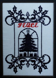 Christmas Peace $10.00