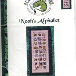 Noah's alphabet - $10.00