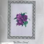 Purple tulips - $12.50
