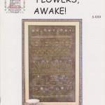 Flowers Awake - $15.00