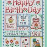 Happy Birth Day Girls $10.00