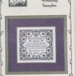 Wedding Sampler - $16.00