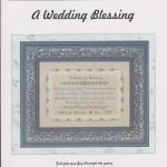 Wedding blessing - $9.00